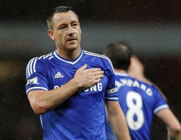 John Terry prolonge à Chelsea