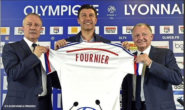 Hubert Fournier s'est engagé à Lyon