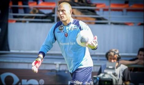 Fabien Audard prolonge à Lorient