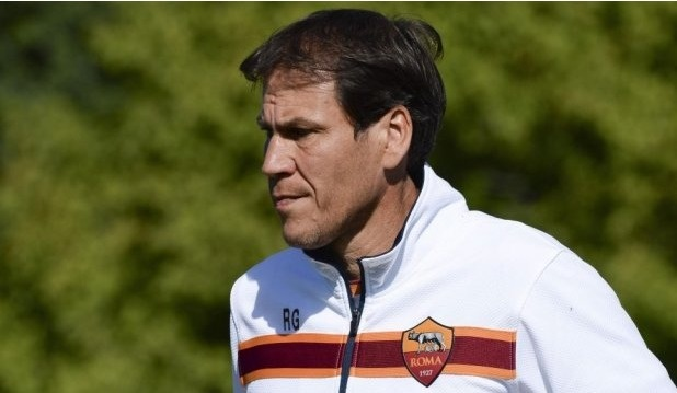 Rudi Garcia prolonge à l'AS Roma