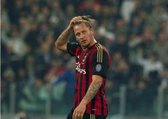 Philippe Mexès va résilier son contrat au Milan AC !