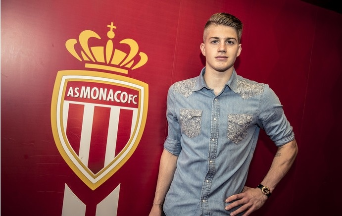 Paul Nardi s'engage avec Monaco