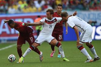 CM2014 - L'Allemagne écrase le Portugal (4-0)
