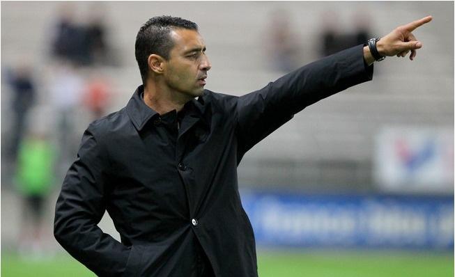 Olivier Echouafni est le nouvel entraîneur de Sochaux