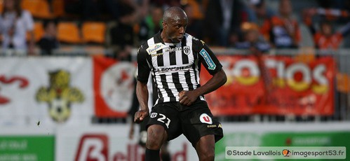 Djibril Konaté s'engage avec Laval