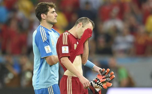 L'Espagne, deux matchs et puis s'en va !