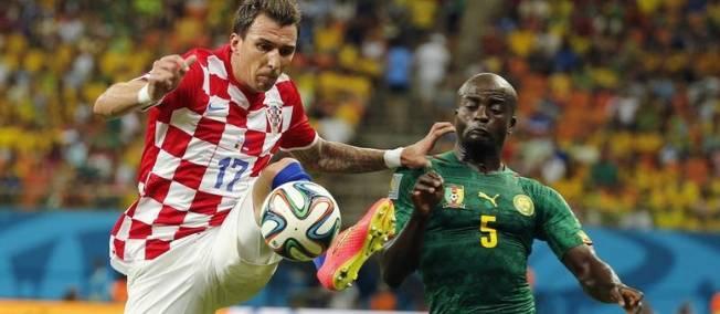 La Croatie domine une faible équipe du Cameroun !