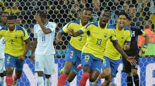 CM2014 - L'Equateur retarde la qualification des Bleus