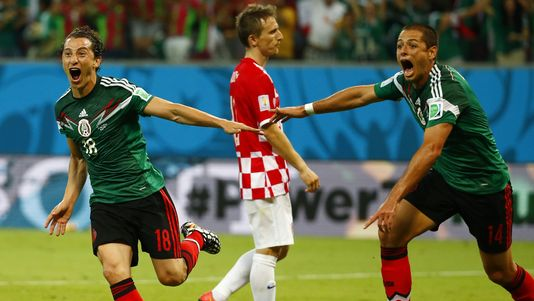Le Brésil et le Mexique valident leur ticket pour les 8e !