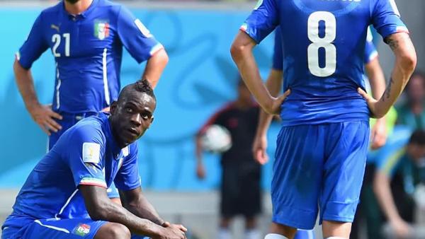 L'Italie sort par la petite porte !