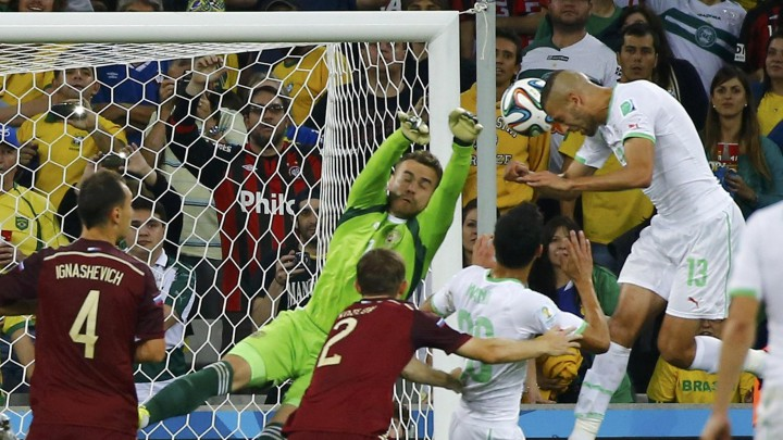 Une première pour l'Algérie !