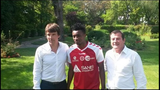 Reims : Benjamin Moukandjo s'est engagé à Reims (officielle)