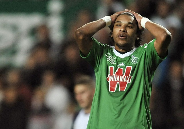 ASSE : Brandao pourrait finalement s'engager à Bastia ?