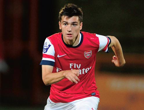 Arsenal : Un jeune Gunners file en prêt !