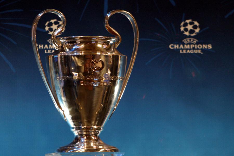 Les chapeaux pour le tirage au sort de la Ligue des Champions
