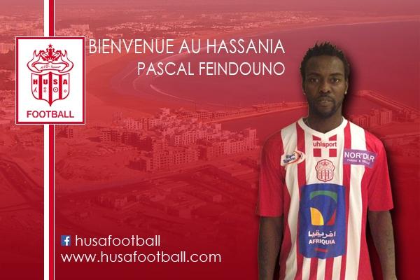Pascal Feindouno s'engage avec un club Marocain !