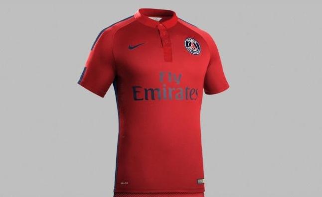 Le troisième maillot du Paris Saint-Germain dévoilé
