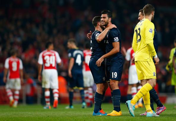 Arsenal défait à domicile en 16es de finale de Carling Cup !