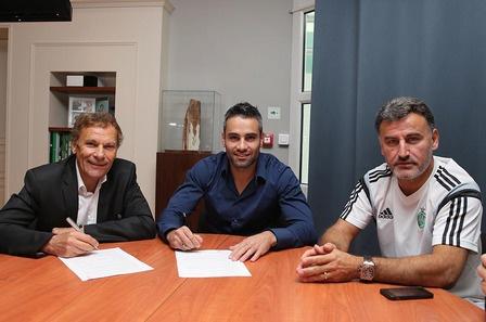 ASSE : Loïc Perrin a prolongé son contrat jusqu'en 2018