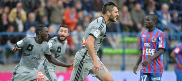 Marseille arrache une victoire sur le fil à Caen