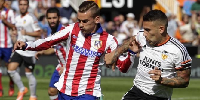 Liga : Valence fait subir sa première défaite de la saison à l'Atlético Madrid