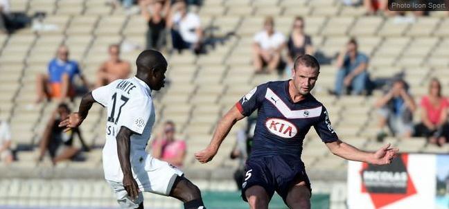 Bordeaux laisse Marseille s'échapper au classement