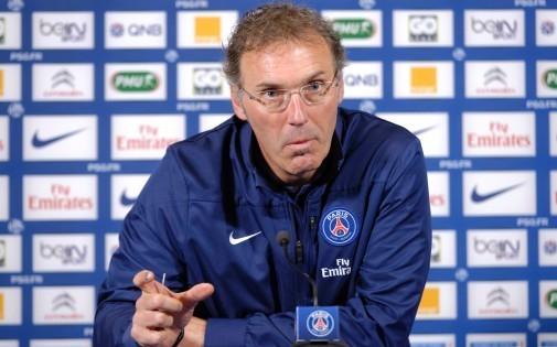 """PSG : Laurent Blanc """"le style de première période que nous faisons est indigne du club et de l'effectif"""""""