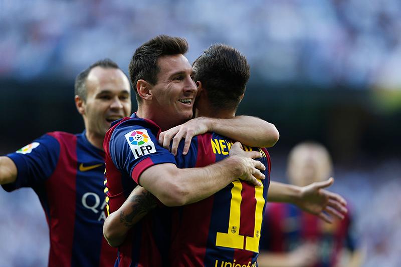 Liga : Cristiano Ronaldo et Lionel Messi s'amusent…