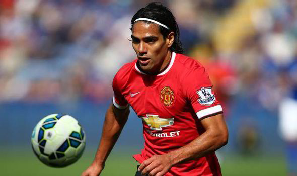 Manchester United fixe un ultimatum à Falcao !