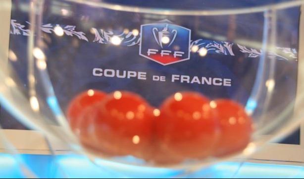 Tirage des 16e de finale de la Coupe de France, le lundi 5 janvier