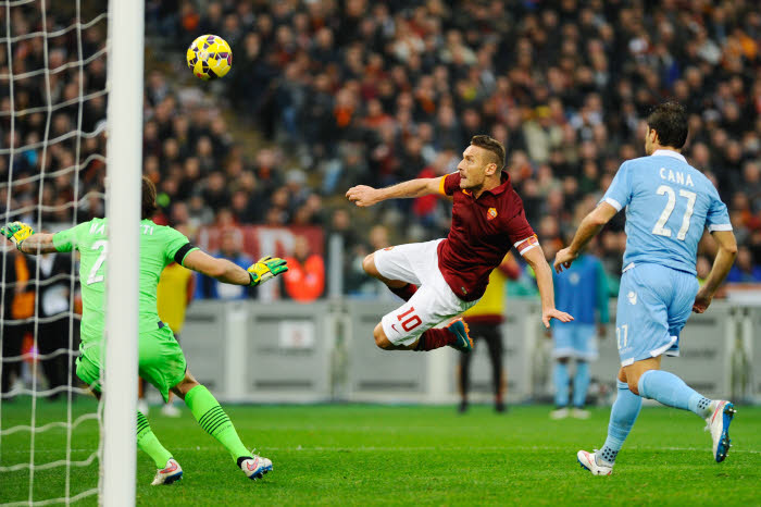 Serie A : le derby romain profite à… la Juventus !
