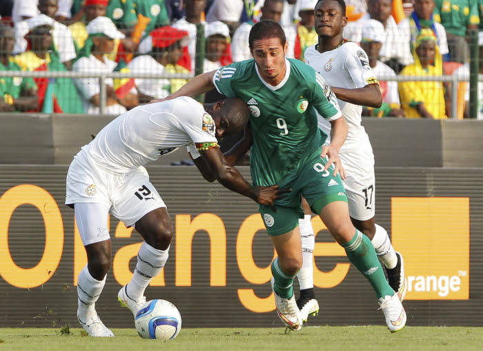 CAN 2015 : Le Ghana passe, l'Algérie suit !