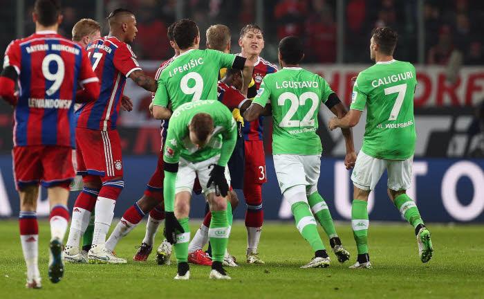 Bundesliga : Wolfsburg passe le Bayern à la moulinette