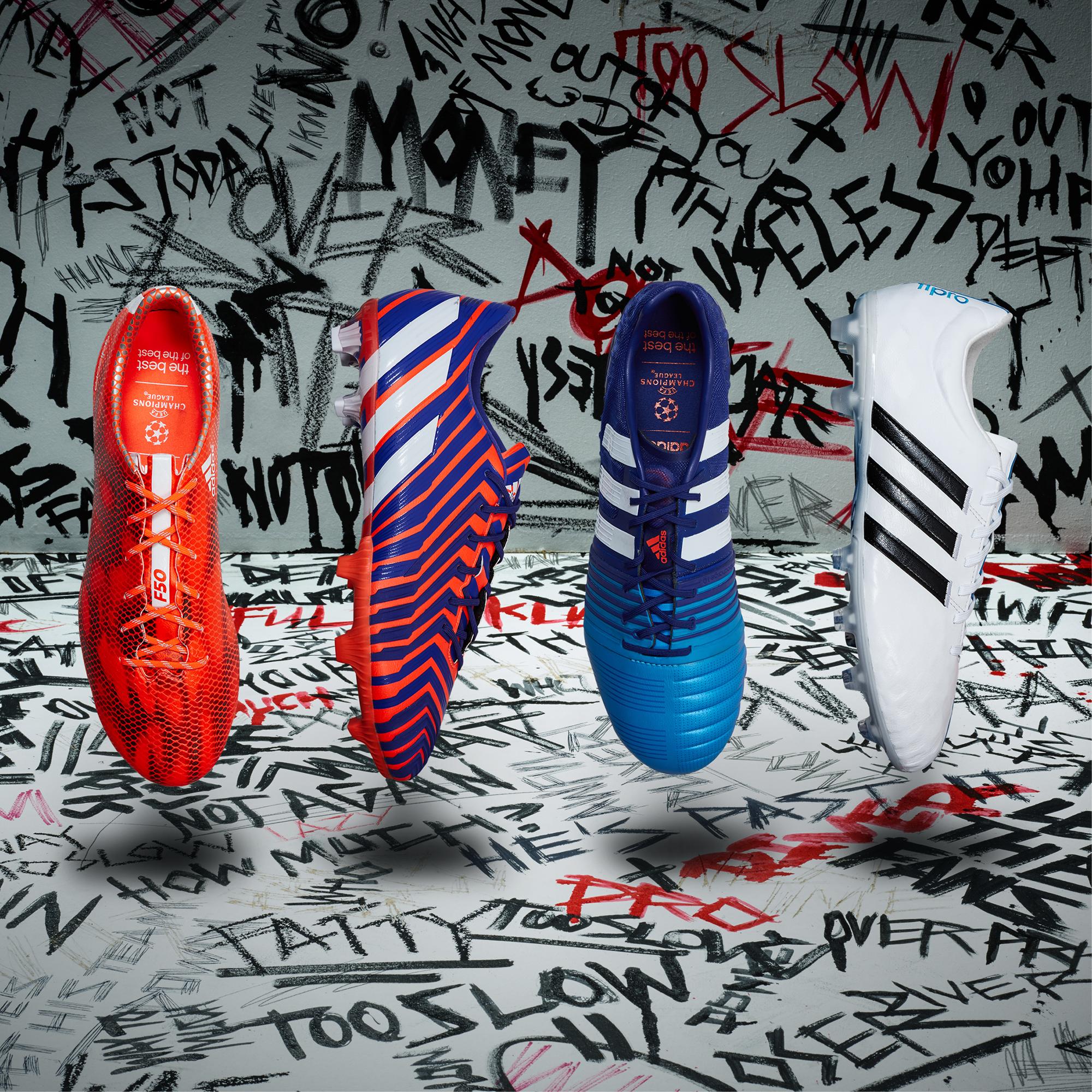 Crampon Adidas Benzema