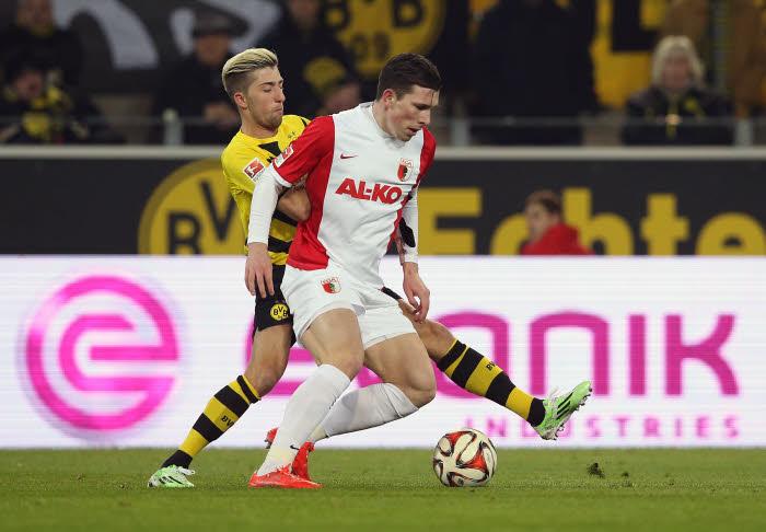 Bundesliga : Ça pousse derrière le duo de tête