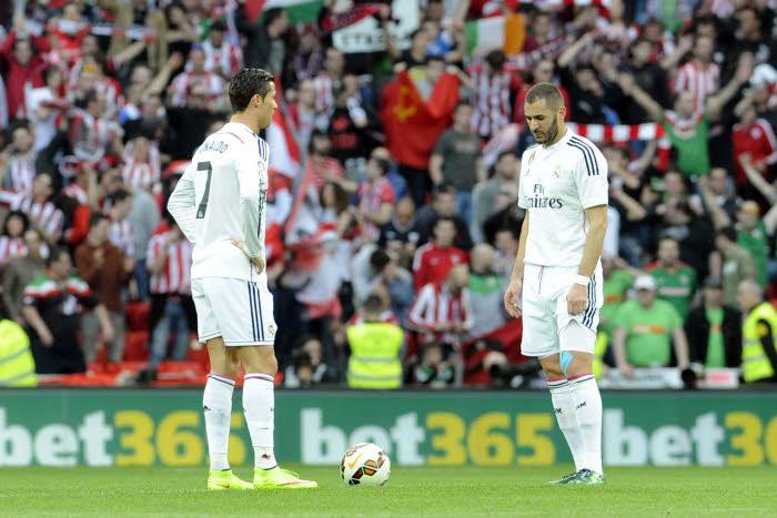 Tombés à Bilbao, Cristiano Ronaldo et Karim Benzema veulent corriger Levante. Le Real Madrid n'a pas le choix !