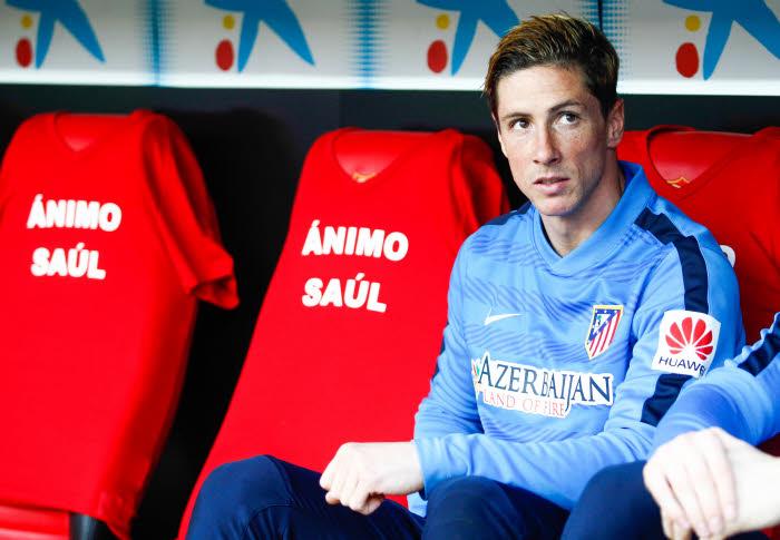 L'Atletico Madrid de Fernando Torres voit ses espoirs de conserver son titre réduits à peau de chagrin.