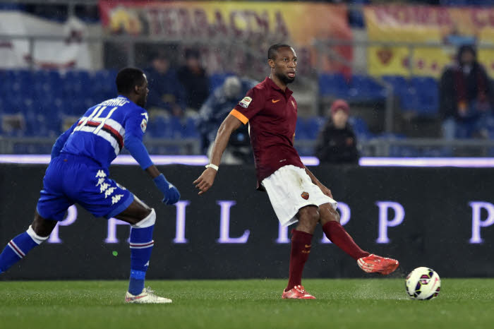 Pour Seydou Keita et l'AS Rome, plus question de gaspiller de points. La Lazio déboule à toute vitesse !