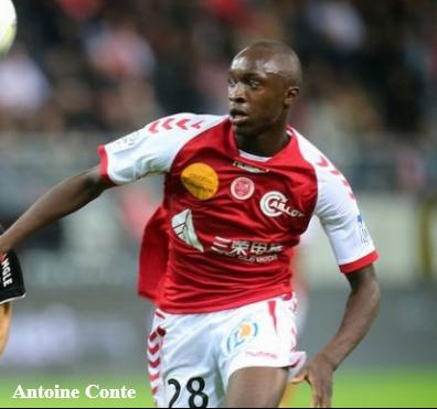 Reims : Antoine Conte et Gaëtan Charbonnier suspendu pour le déplacement à Lille