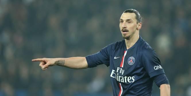 Zlatan : Sur le départ ?