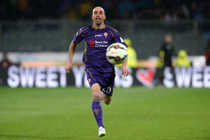 Valero Borja et la Fiorentina ont les yeux rivés sur un seul et unique objectif. Une qualification pour l'Europe !
