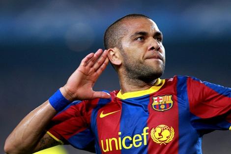 Daniel Alves refuse de prolonger au Barça