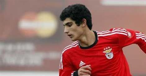 Goncalo Guedes nouvelle pépite d'Arsenal ?
