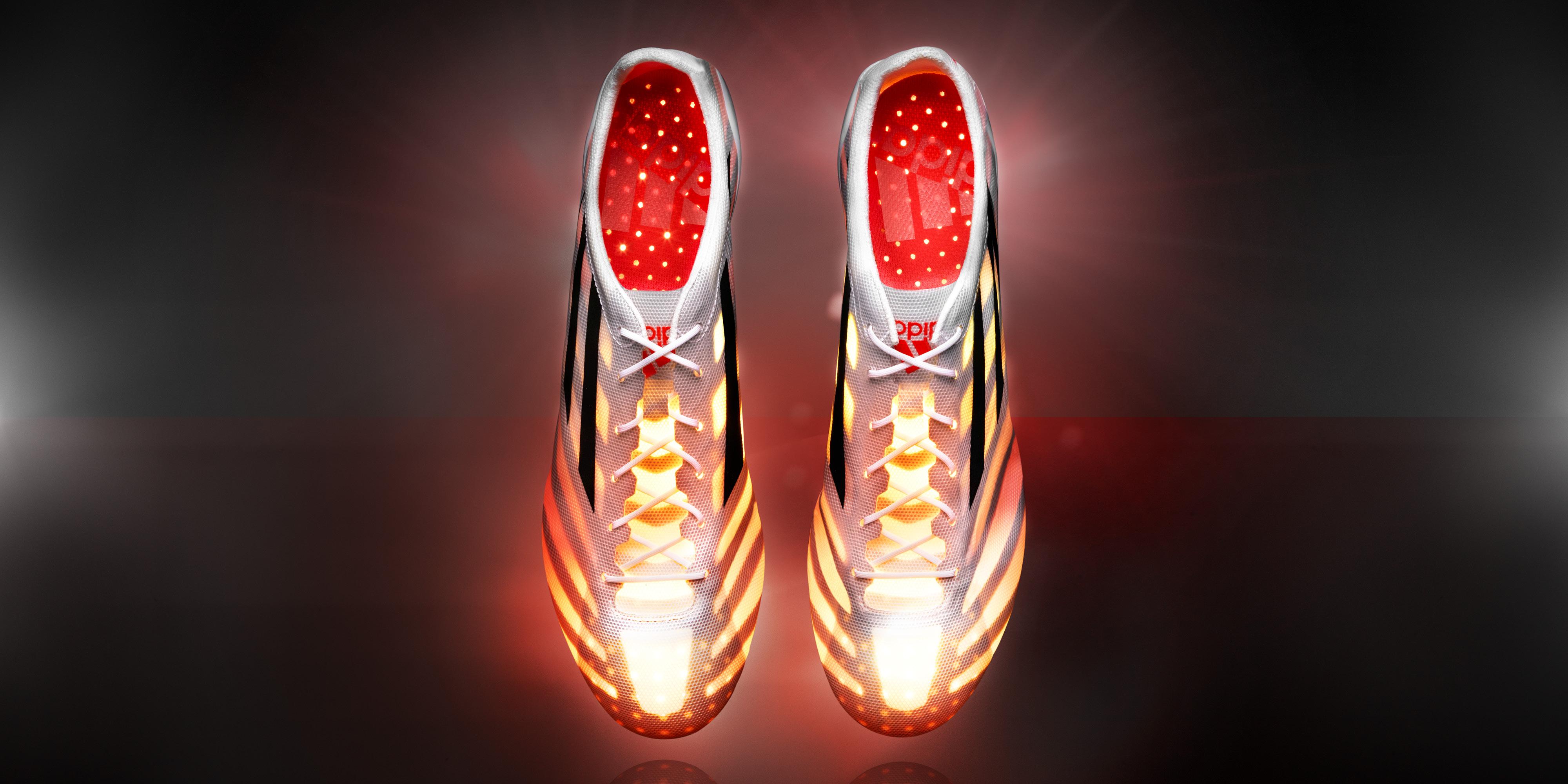 Conçue Football Adidas Jamais Plus Chaussure Lance La De Légère 35ARL4j