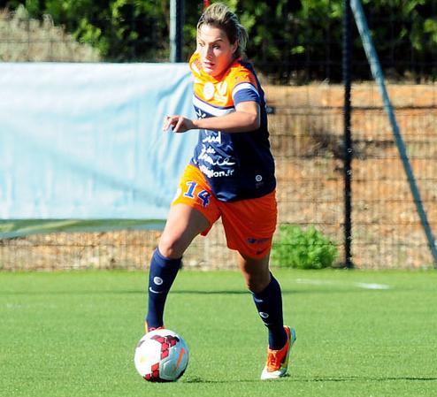 MHSC : Claire Lavogez annonce son arrivée à Lyon la saison prochaine