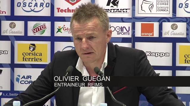 Reims-Olivier Guégan :« On a retrouvé de la solidarité »