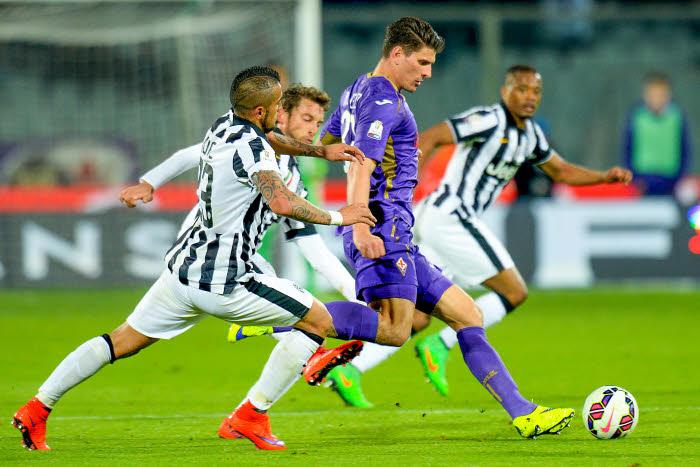 Mario Gomez profitera-t-il de la nonchalance turinoise pour conduire la Fiorentina au succès ? Pas sûr avec cette Vieille Dame !