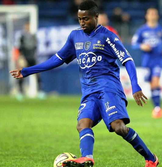 François Kamano (SC Bastia)