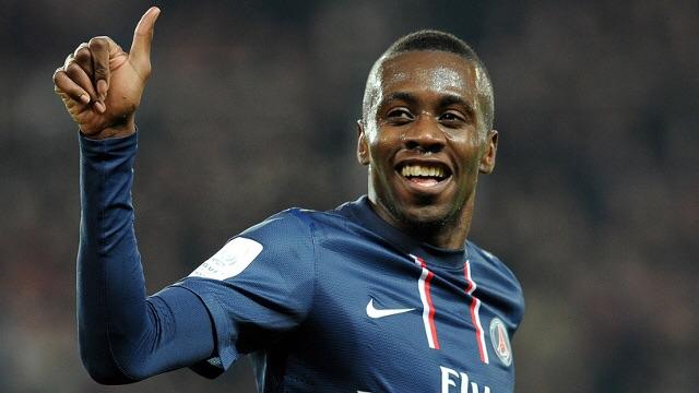 Blaise Matuidi a inscrit le second but parisien ce soir et a grandement contribué à la victoire de son équipe