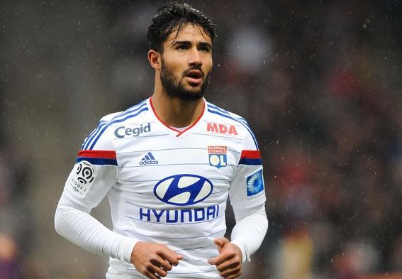 Nabil Fekir (Olympique lyonnais)